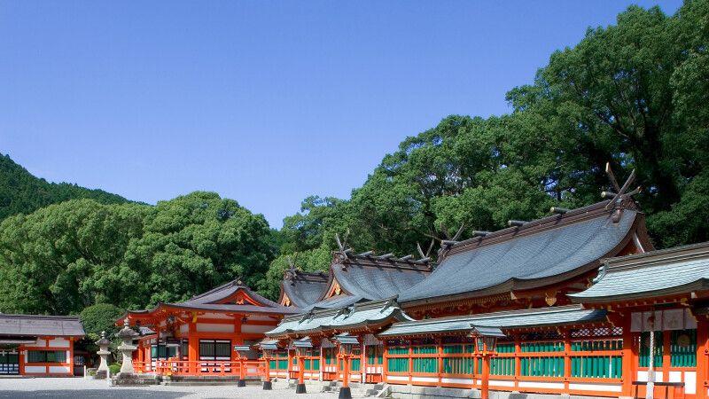 Am Shinto Schrein Kumano Hayatama Taisha © Diamir