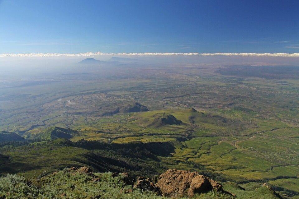 Blick vom Little Mount Meru