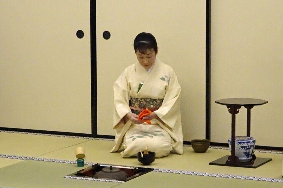 Japan Teezeremonie
