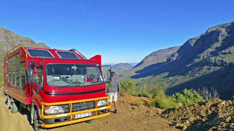 Cederberge Safaritruck, Sunway Safaris © Diamir