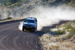 Unterwegs auf Namibias Pisten