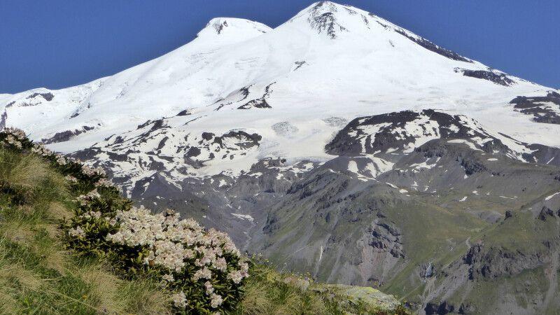 Doppelgipfel des Elbrus © Diamir