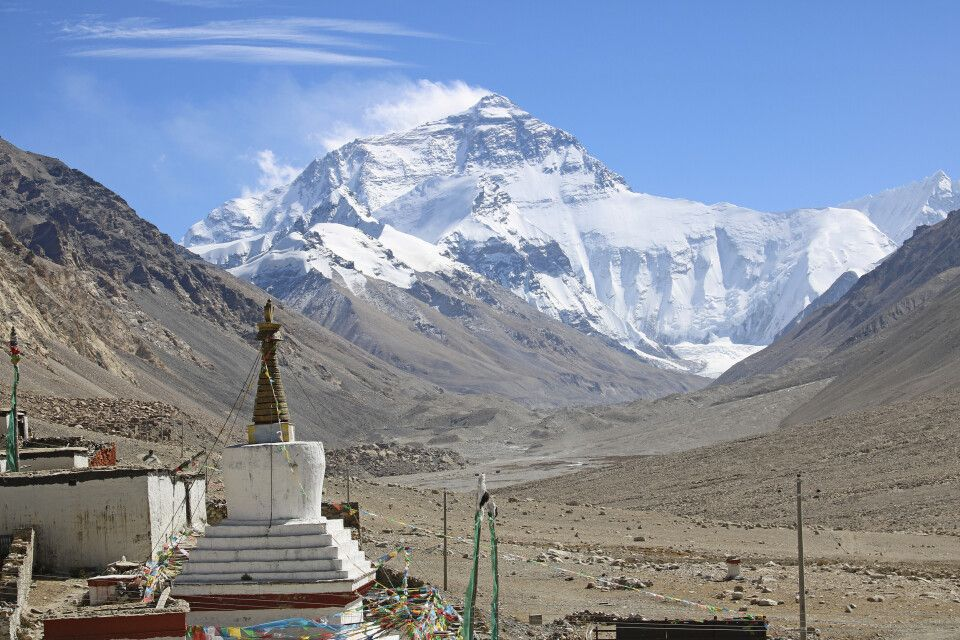 Rongbuk Mt. Everest