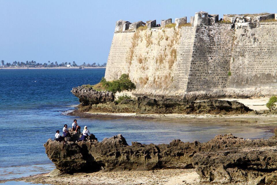"""""""Fortaleza de São Sebastião"""", Ilha de Moçambique"""