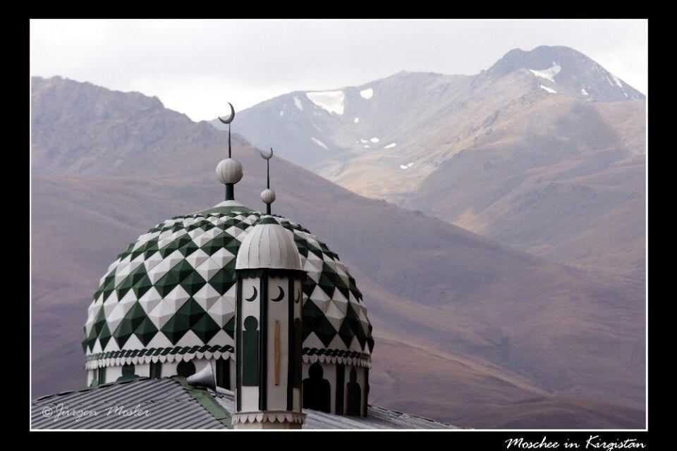 Moschee in Kirgistan
