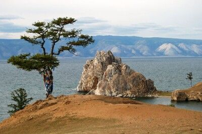 Insel Olchon