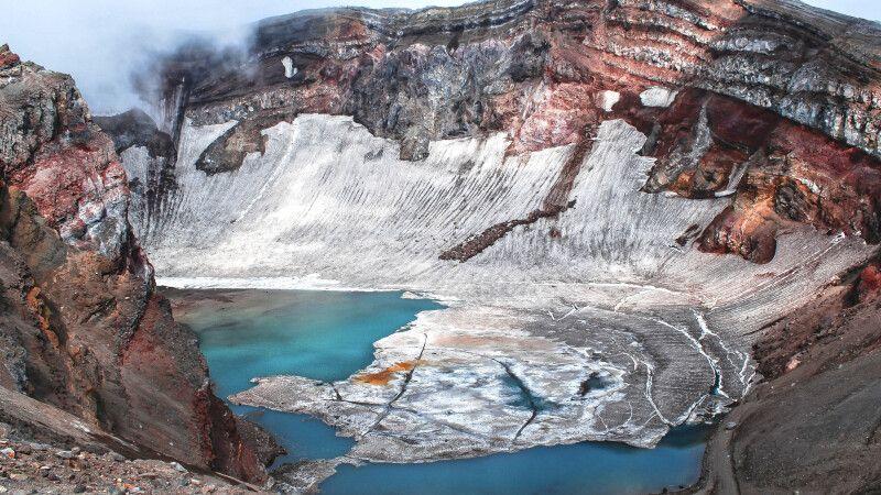 Kratersee im Mutnowski © Diamir