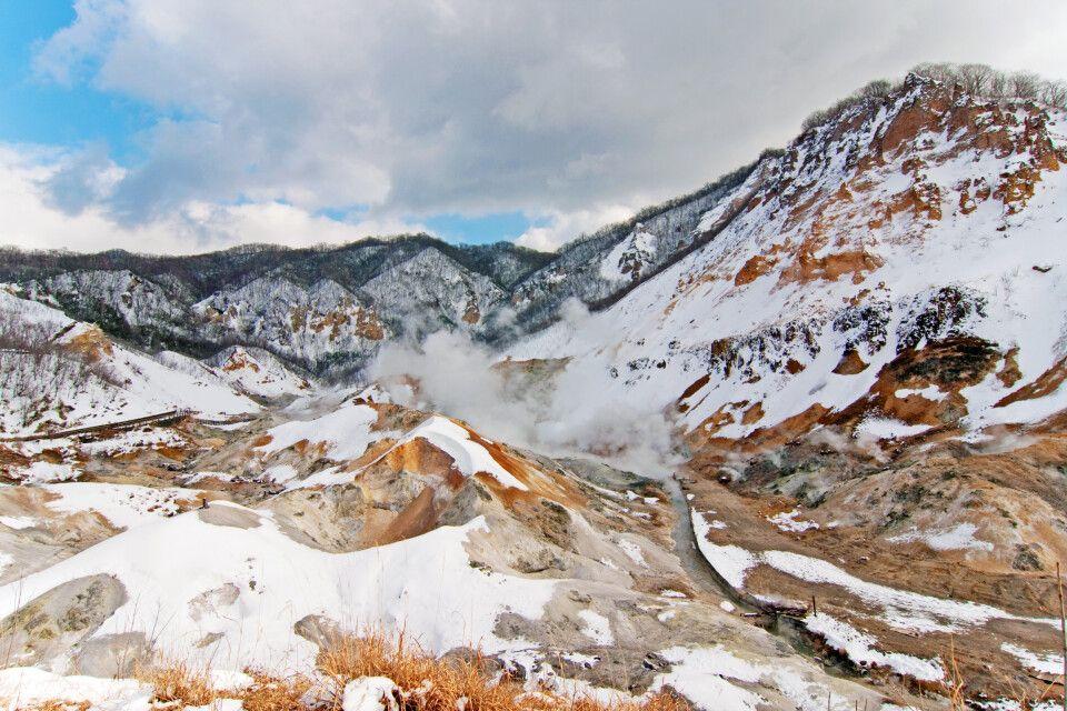 Das Höllen-Tal – Revier der Schneeaffen