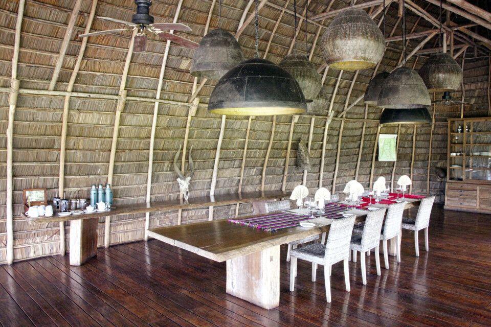 Odzala-Kokoua-Nationalpark, Lango Camp