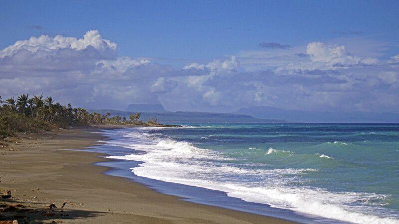 Baracoa Strand © Diamir