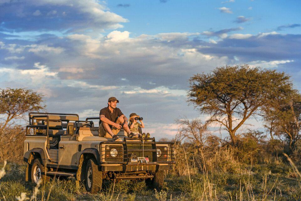 Safarispaß für Groß und Klein