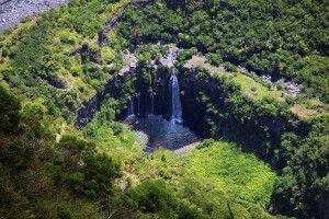 Wasserfälle bei La Plaine des Cafres