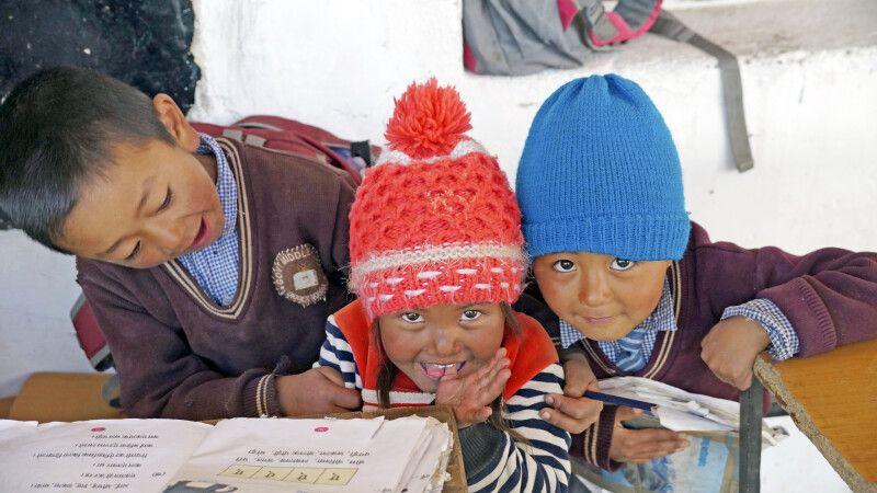 Ladakh Nubra Valley Schule in Digar © Diamir