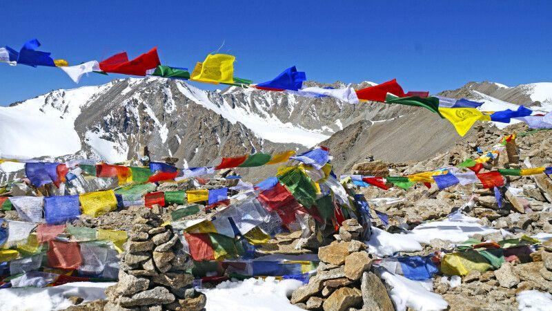 Ladakh Lasirmo La © Diamir