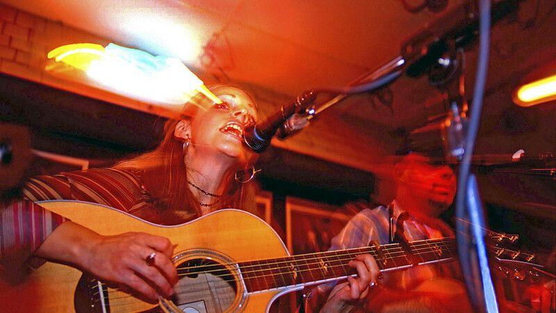 Livekonzert, Bluebird Cafe, Nashville, Tennessee © Diamir