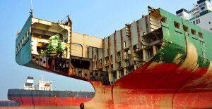 Chittagong Überseehafen