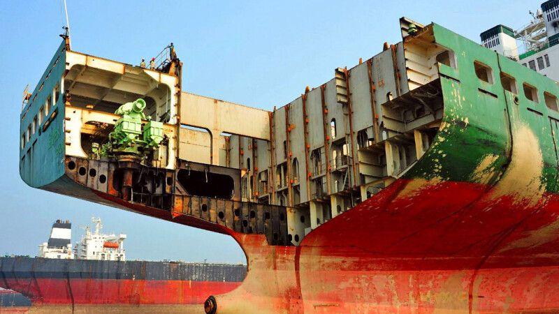 Chittagong Überseehafen © Diamir