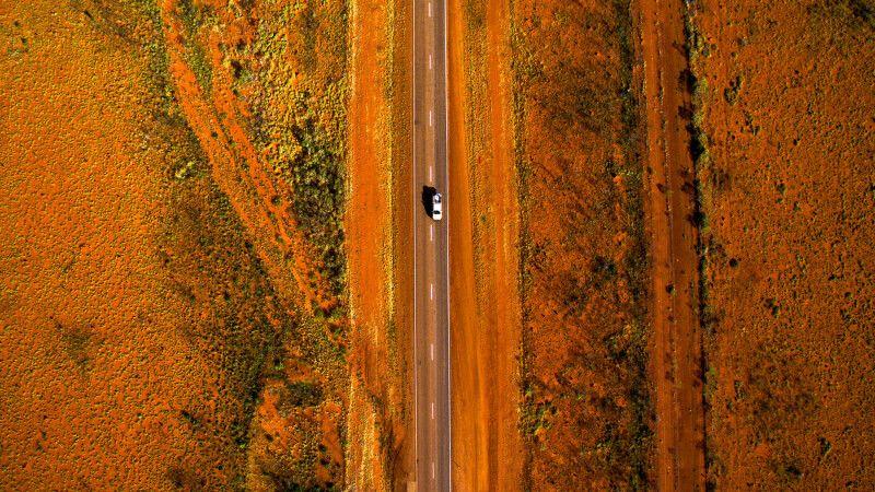 Der Stuart Highway © Diamir