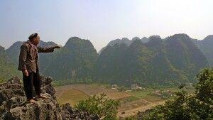 Blick über Hoa Lu