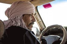 Tuareg-Fahrer