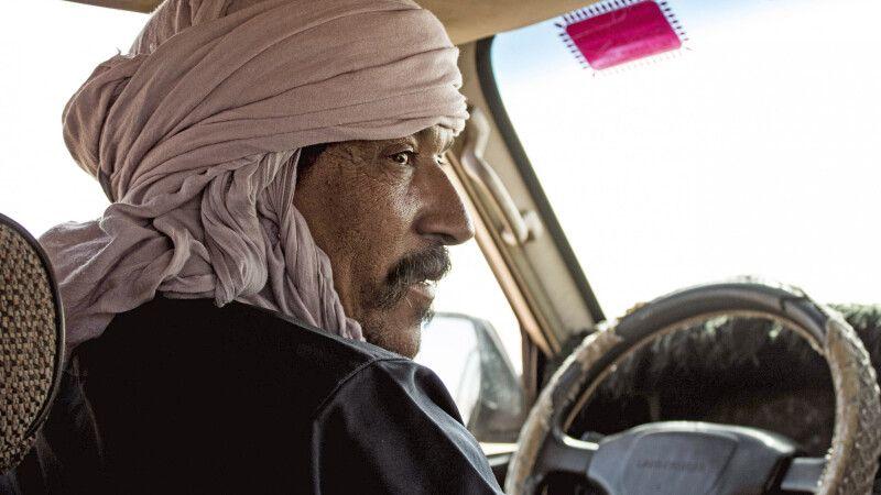 Tuareg-Fahrer © Diamir