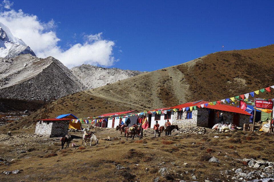 Manaslu - Dharamsala