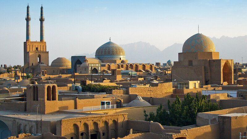 Stadt Yazd © Diamir
