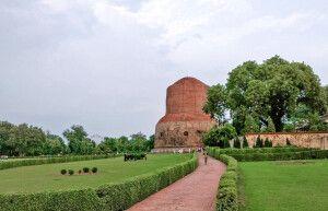 Sarnath - heiliger Ort bei Varanasi