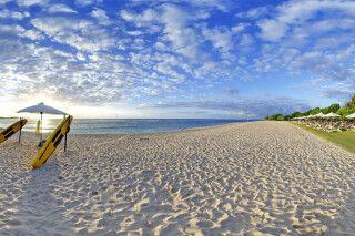 Feiner Sandstrand am Ayodya Resort