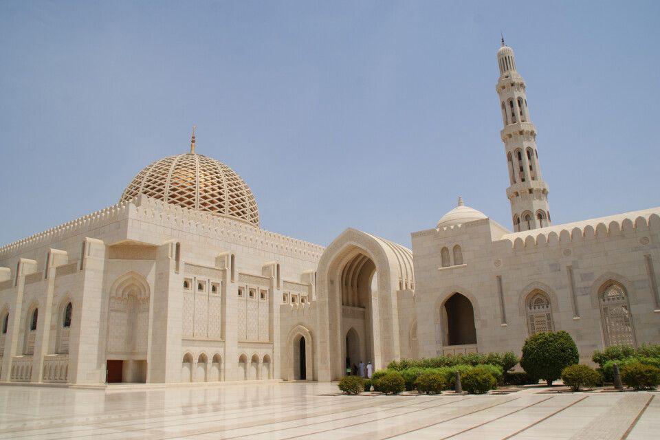 Sultan Qabaoos Moschee