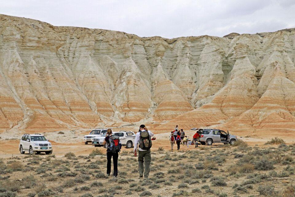 Exkursionen durch die Canyonlandschaften von Yagisuw und Yangikala
