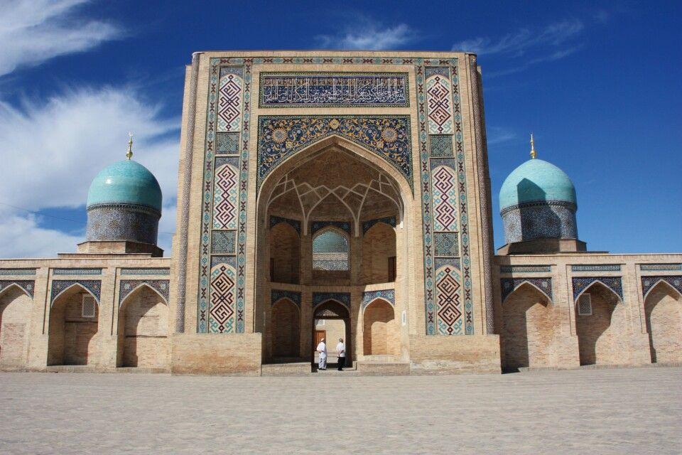 Barak-khan Medrese in Taschkent