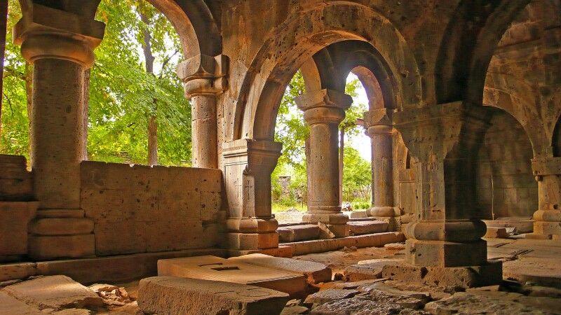 Klosteranlage Haghpat © Diamir