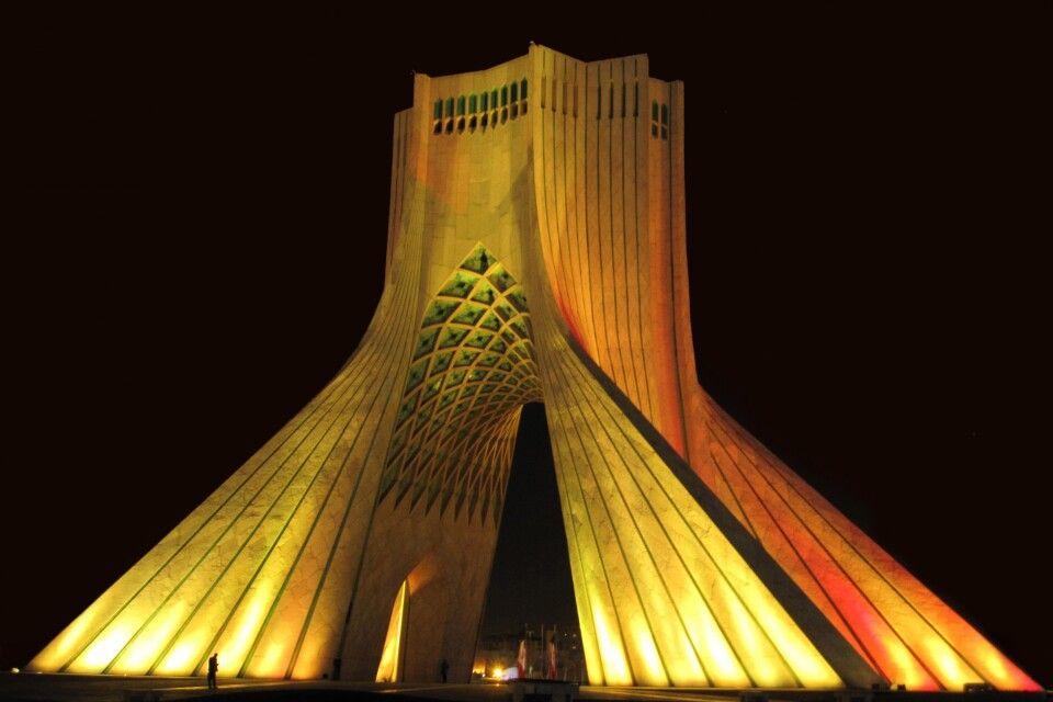 Azadi Turm Teheran