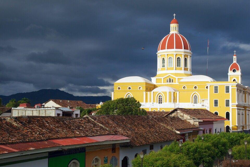 Kathedrale in Granada, Nicaragua