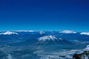 Ojos del Salado - höchster Vulkan der Erde