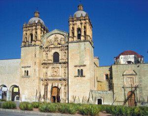 Kirche in Oaxaca, Mexiko