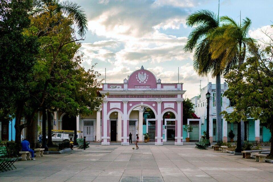 Cienfuegos im Süden Kubas