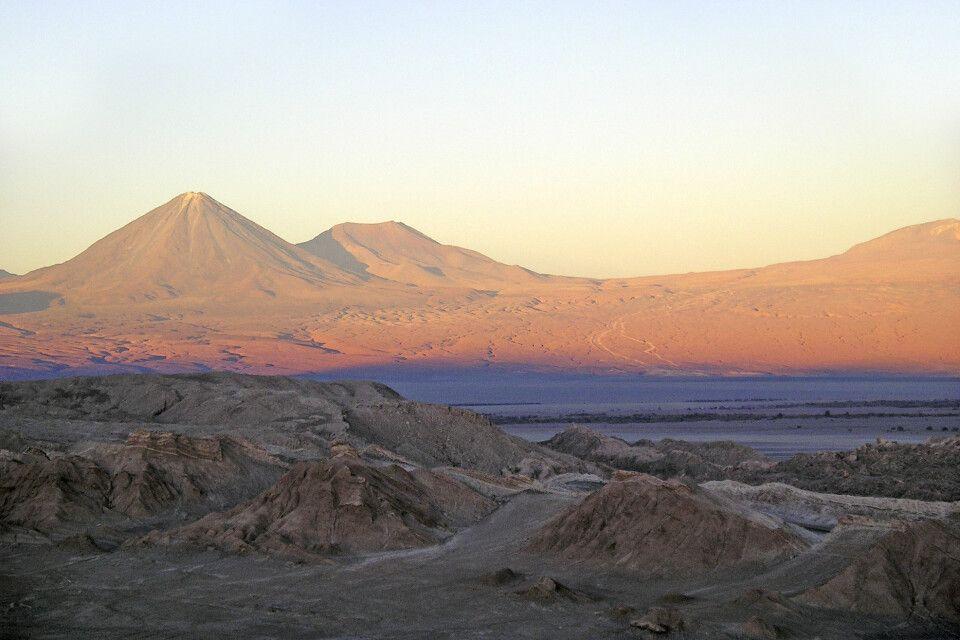 Unterwegs in der Atacama-Wüste
