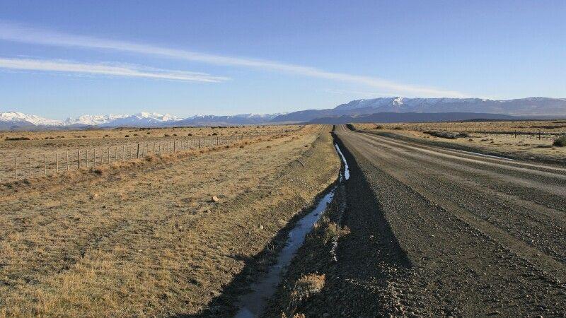 Patagonische Landschaft © Diamir