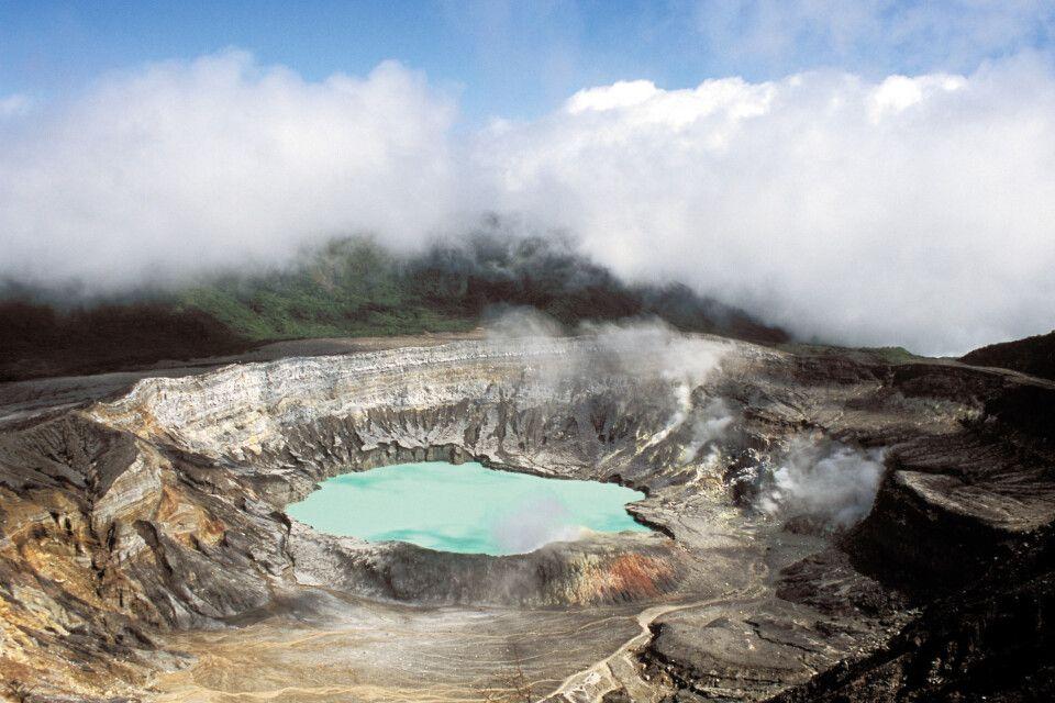 Vulkan Poas